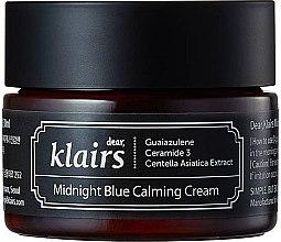 Kup Nawilżająco-zmiękczający krem kojący do twarzy - Klairs Midnight Blue Calming Cream