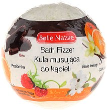 Kup Kula musująca do kąpieli, zielona - Belle Nature