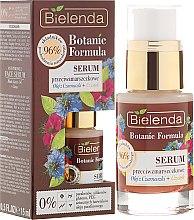 Kup Przeciwzmarszczkowe serum do twarzy Olej z czarnuszki + czystek - Bielenda Botanic Formula