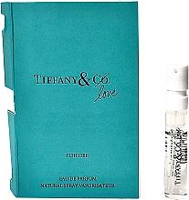 Kup Tiffany & Co Love For Her - Woda perfumowana (próbka)