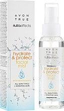Kup Nawilżająco-ochronna mgiełka do twarzy - Avon True Nutra Effect Hydrate & Protect Facial Mist
