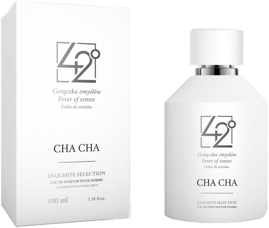 42° by Beauty More Cha Cha - Woda perfumowana — фото N1
