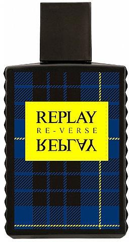 Replay Signature Re-verse For Men - Woda toaletowa (tester z nakrętką) — фото N1