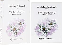 Kup Liftingująca maseczka w płachcie z bionanocelulozy do twarzy - Calluna Medica Switzerland