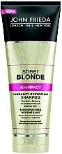 Kup Odżywczy szampon do jasnych włosów blond - John Frieda Sheer Blonde Flawless Recovery