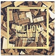 Kup Rozświetlający bronzer do twarzy i ciała - Wibo Million Dollar Body Bronzer Highlighter