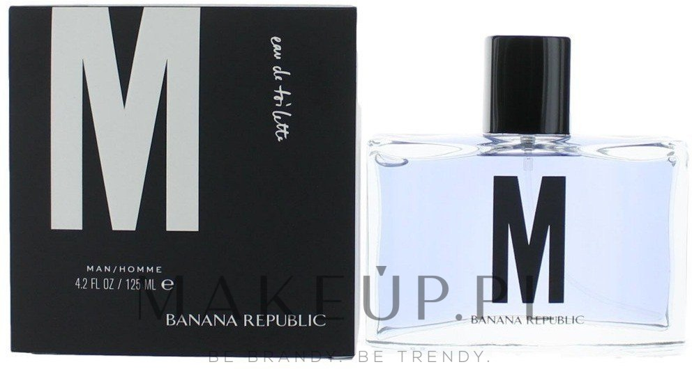 banana republic m