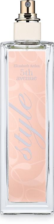 Elizabeth Arden 5th Avenue Style - Woda perfumowana (tester bez nakrętki) — фото N1