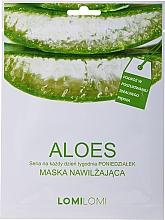 Kup Maseczka do twarzy Regeneracja i odbudowa - Lomi Lomi Mask Aloe