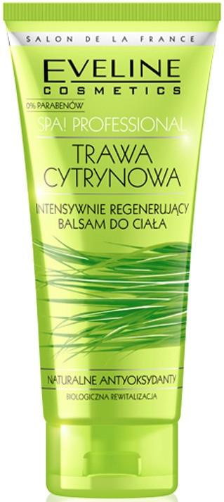 Intensywnie regenerujący balsam do ciała - Eveline Cosmetics Spa Professional — фото N1