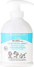 Kup Antybakteryjny żel do mycia do rąk dla dzieci - Alphanova Kids Wash Your Hands