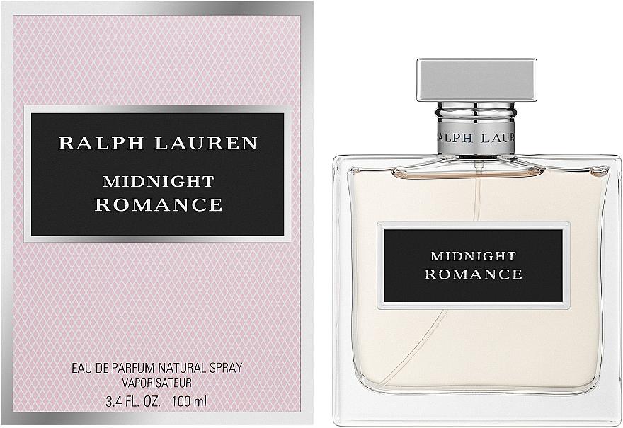 Ralph Lauren Midnight Romance - Woda perfumowana — фото N2