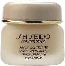 Kup Odżywczy krem do twarzy do cery suchej - Shiseido Concentrate Facial Nourishing Cream