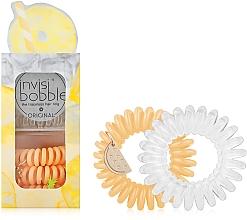 Kup Zestaw gumek do włosów - Invisibobble Original Happy Hour Just Pine