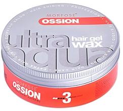 Kup Wosk do włosów - Morfose Ossion Ultra Aqua Hair Red Gel Wax