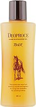 Kup Tonik do twarzy o działaniu przeciwzmarszczkowym - Deoproce Horse Oil Hyalurone Toner