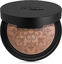 Kup Wypiekany puder brązujący - Aden Cosmetics Terracotta Baked Glowing Bronzing Powder