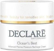 Kup Nawilżający krem do twarzy z morskimi minerałami - Declare Ocean's Best Advanced Marine Moisture Recharge Cream