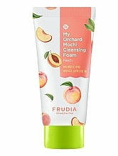 Zestaw - Frudia My Orchard Mochi Cleansing Foam Set (foam/120ml + foam/120ml + foam/30ml) — фото N4