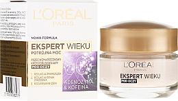 Kup Przeciwzmarszczkowy krem odbudowujący pod oczy Ekspert wieku 60+ - L'Oreal Paris Age Expert Anti-Wrinkle Rebuilding Eye Cream