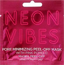 Kup Maska peel-off do twarzy - Marion Neon Vibes Pore Minimizing Peel-off Mask