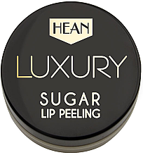 Kup Luksusowy peeling cukrowy do ust - Hean Luxury Sugar Lip Peeling