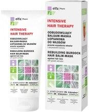 Kup Odbudowujący łopianowy balsam-maska przeciw wypadaniu włosów - Elfa Pharm Burdock Hair Balm-Mask
