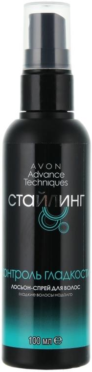 Prostujący spray do stylizacji włosów - Avon Advance Techniques — фото N1