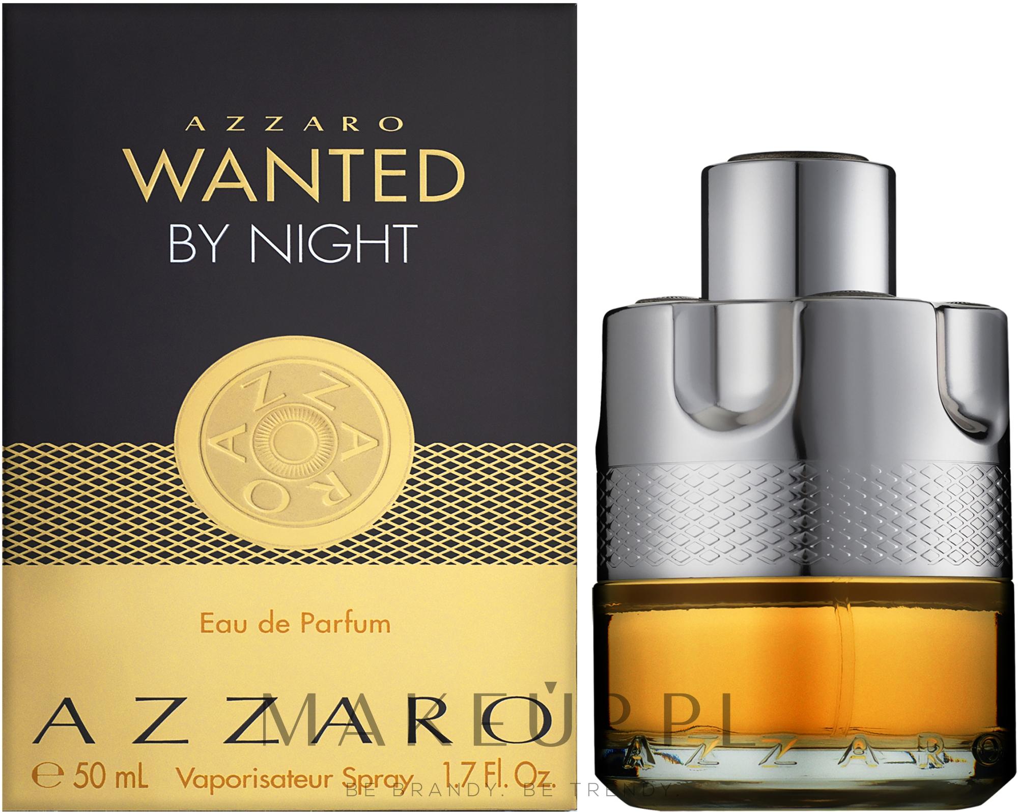 Azzaro Wanted By Night - Woda perfumowana — фото 50 ml