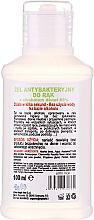 Antybakteryjny żel do rąk z ekstraktem z aloesu - Linea Angel Ariel Antibacterial Hand Gel Aloe Vera — фото N2