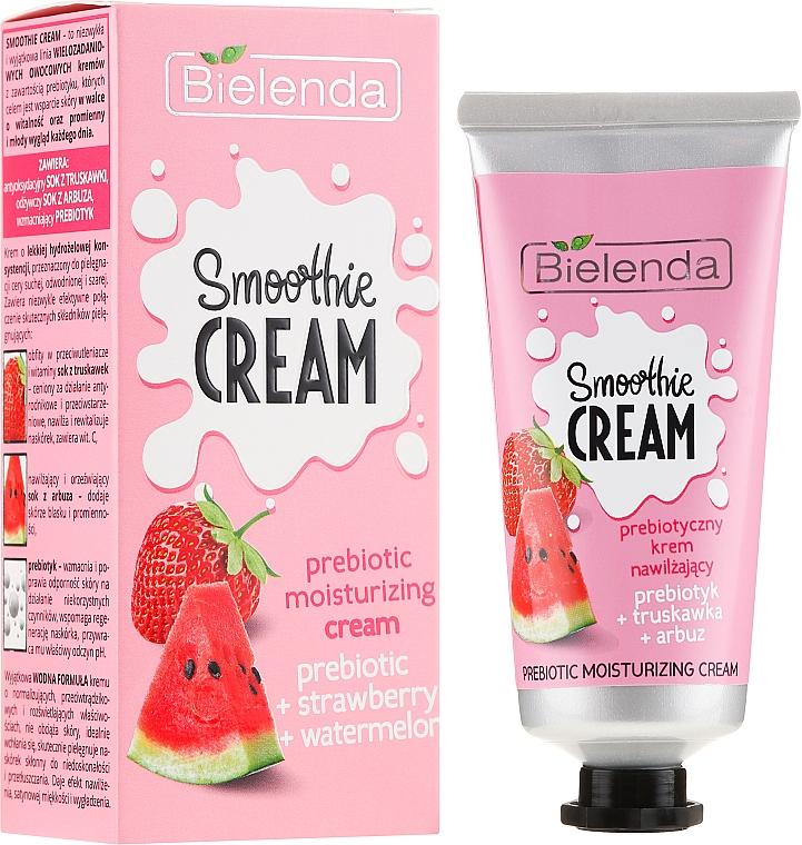 Prebiotyczny krem nawilżający do twarzy - Bielenda Smoothie Cream