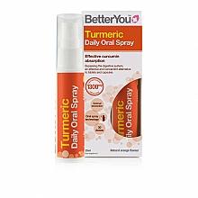 Kup Multiwitamina w sprayu - BetterYou Turmeric Daily Oral Spray