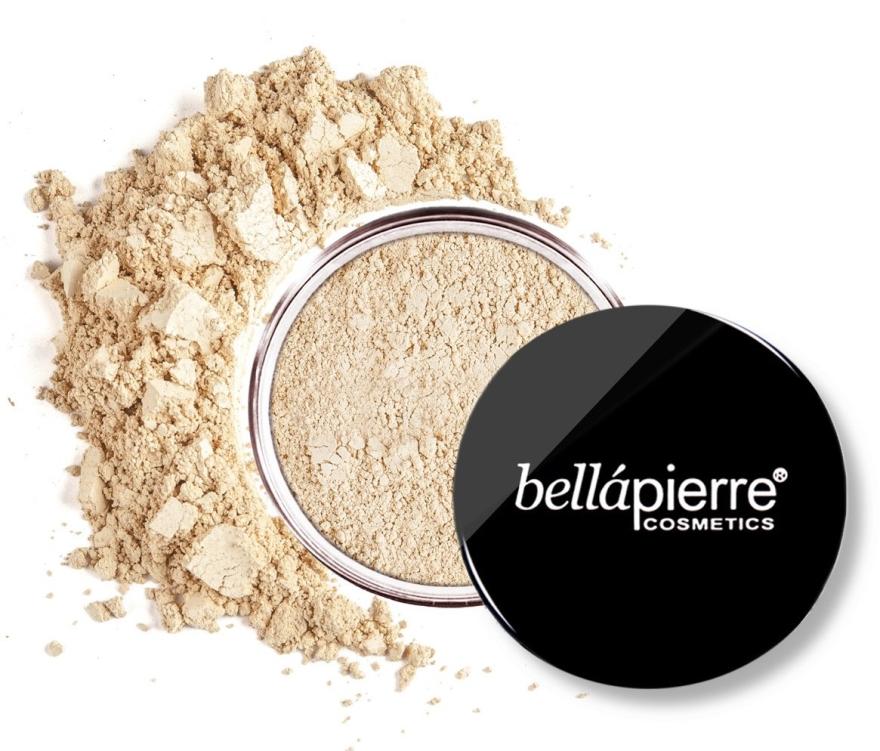 Podkład sypki - Bellapierre Mineral Foundation — фото N1