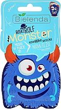 Kup Nawilżająca maska do twarzy Boski Rolf - Bielenda Monster 3D Fase Moisturizing Mask