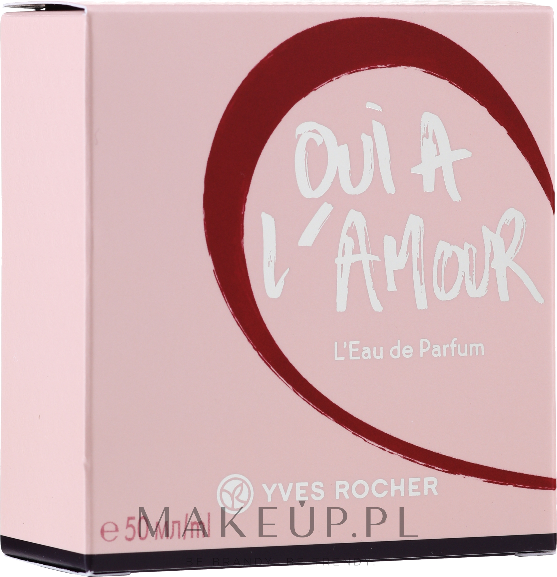 yves rocher oui a l'amour