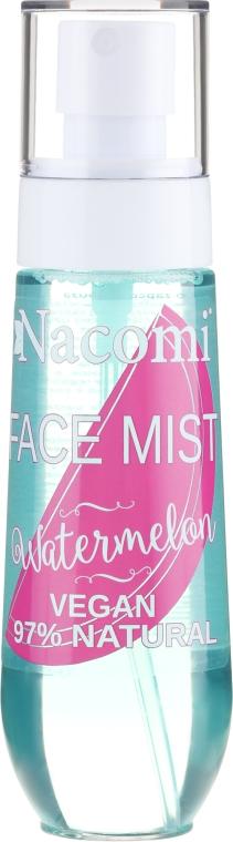 Naturalna wegańska mgiełka do twarzy i ciała Arbuz - Nacomi