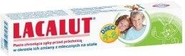 Kup Pasta do zębów dla dzieci od 4. do 8. roku życia - Lacalut Kids Toothpaste