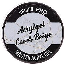 Kup Akrylowy żel do paznokci - Chiodo Pro Acryl Gel Cover Beige