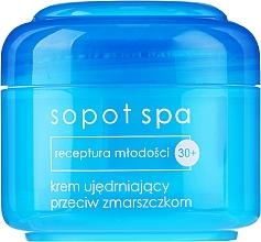 Krem ujędrniający przeciw zmarszczkom 30+ - Ziaja Sopot Spa Firming Cream — фото N2