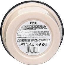 Masło do stóp Afrykański balsam - Organic Shop Organic Hibiscus & 7 Oils Foot Butter — фото N3