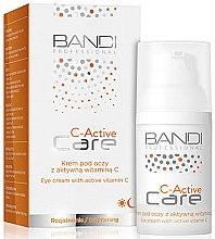 Kup Krem na okolice oczu z aktywną witaminą C - Bandi Professional C-Active Care