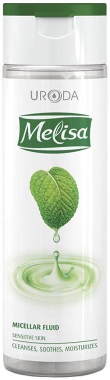 Płyn micelarny do twarzy - Uroda Melisa