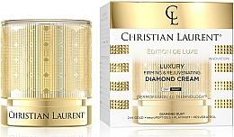 Kup Przeciwstarzeniowy krem do twarzy - Christian Laurent Luxury Firming&Rejuvenating Diamond Cream