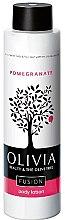 Kup Balsam do ciała Granat - Olivia Beauty & The Olive Tree Fusion Body Lotion Pomegranate