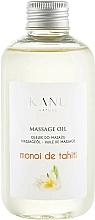 Kup Olejek do masażu Monoi de Tahiti - Kanu Nature Monoi de Tahiti Massage Oil