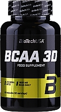 Kup Suplement diety z kompletem aminokwasów - BiotechUSA BCAA 3D Amino Acid Food Supplement