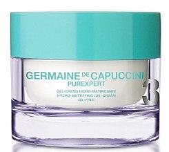 Kup Nawilżająco-matujący żel-krem bezolejowy do twarzy - Germaine de Capuccini Purexpert Oil-Free Hydro-Mattyfing Gel-Cream