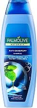 Kup Przeciwłupieżowy szampon do włosów Dzika mięta - Palmolive Naturals Anti-Dandruff Shampoo