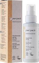 Kup Delikatny dezodorant w sprayu z prebiotykami i wyciągiem z opuncji - Pierpaoli Prebiotic Collection Delicate Deodorant Spray