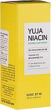 Kup Rozjaśniające serum do twarzy z 5% niacynamidem - Some By Mi Yuja Niacin Blemish Care Serum
